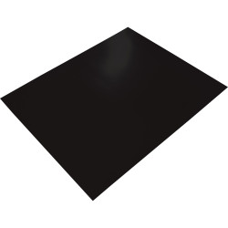 RAINBOW POSTER BOARD Double Sided 510x640mm Black