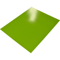 RAINBOW POSTER BOARD Double Sided 510x640mm Lime