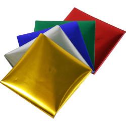 KINDER SHAPES Decorative Foil 125mm Square