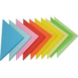 KINDER SHAPES Matte Triangle 125x180mm