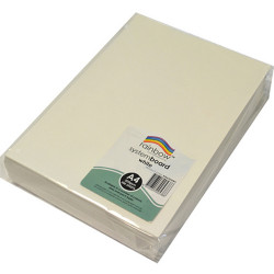 RAINBOW SYSTEM BOARD 200GSM A4 White  Pack of 200