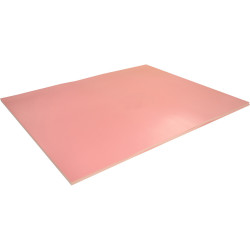 RAINBOW SURFACE BOARD Double Sided Pink