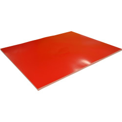 RAINBOW SURFACE BOARD Double Sided Red
