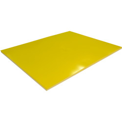 RAINBOW SURFACE BOARD Double Sided Yellow