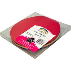 KINDER SHAPES Tissue Circles 180mm