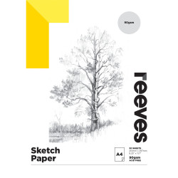 REEVES ARTIST SKETCH PAD A4