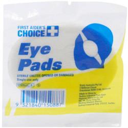 TRAFALGAR EYE PAD SINGLE FAC Eye Pad Single
