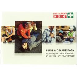 TRAFALGAR FIRST AID MANUAL First Aid Made Easy Manual