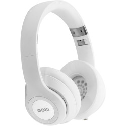 Moki Katana Headphones  ACC HPKATW White Bluetooth