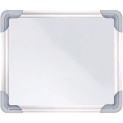 Zart MG015 Magnetic Whiteboard Double Sided White