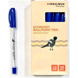 BIBBULMUN BALLPOINT PEN Economy Blue