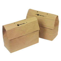 REXEL MERCURY SHREDDER BAG Recycled Brown 32L 475x180x295 Suits RSS2232 & RSX1632