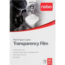 NOBO COPIER OHP FILM Paper Copier Pk20