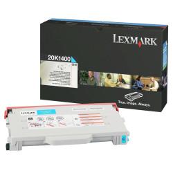 LEXMARK 20K1400 TONER CART High Cap. Cyan