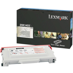 LEXMARK 20K1403 TONER CART High Cap. Black