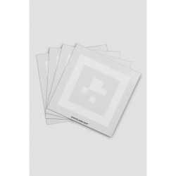 WHITELINES WHITEBOARD IMAGE Tags Medium 81mm x 81mm Image Capture Via App