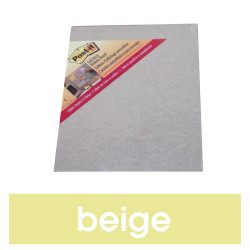 POST-IT 558-BE MEMOBOARDS Beige 584x457mm