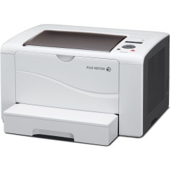FUJI XEROX P255DW PRINTER Mono Laser W/Wireless Network