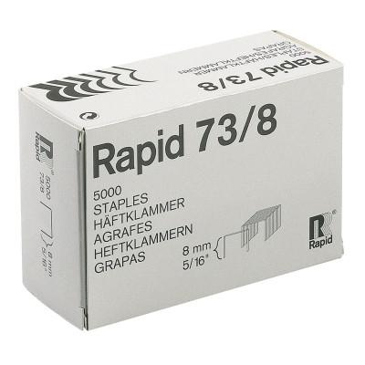 RAPID 73/8 STAPLES 8mm HD31 BX5000